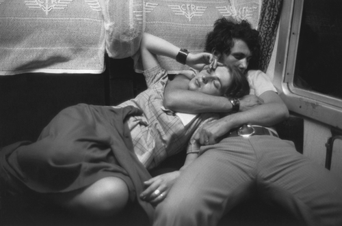 """""""Couple"""", Romania by Henri Cartier-Bresson, 1975"""