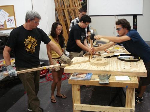 Redux Woodworking Class