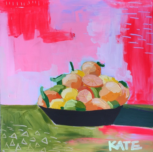 Kate Waddell, Citrus City.